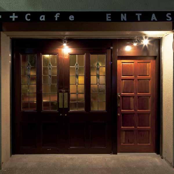 ENTASカフェバー